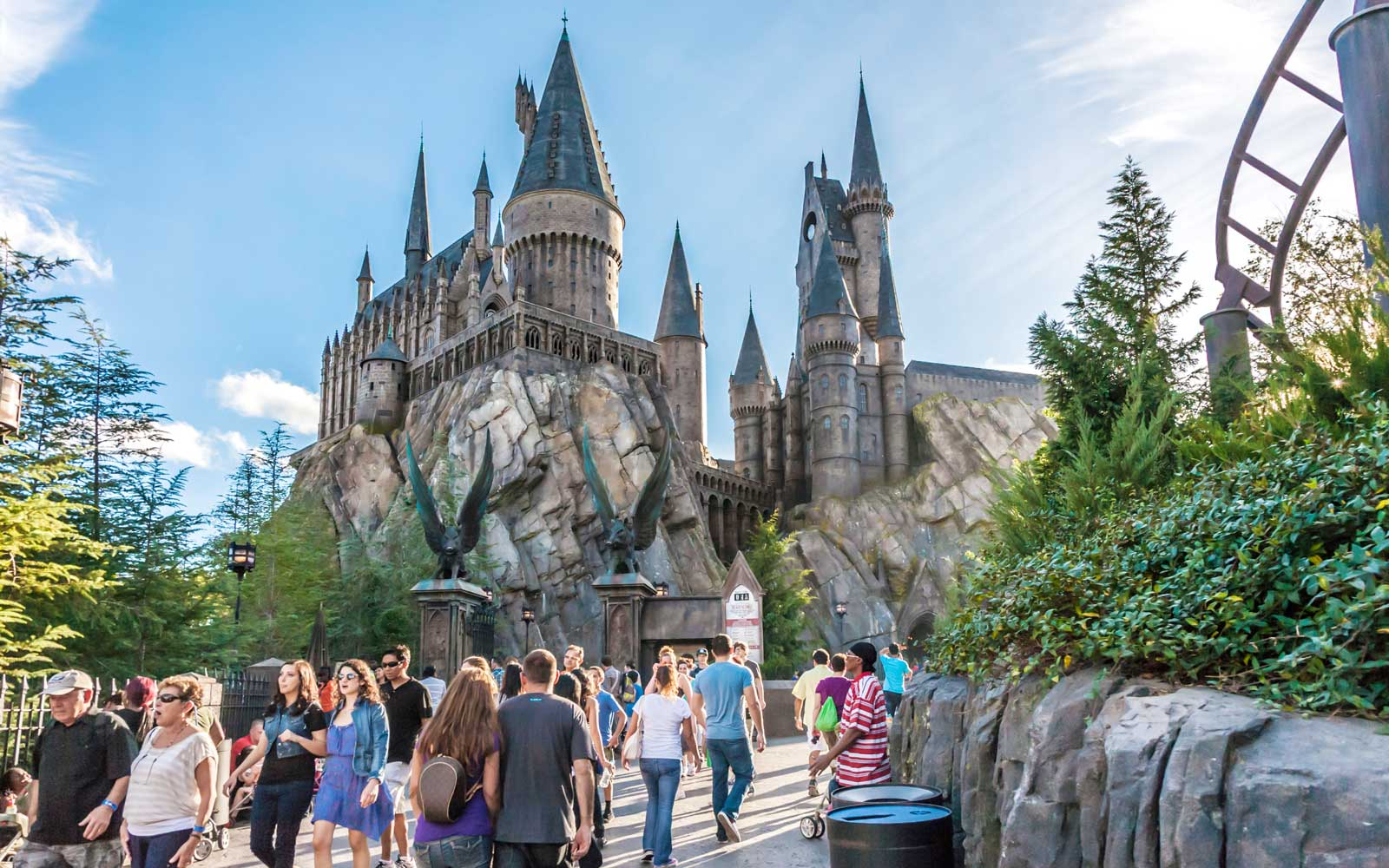 Wizards and Muggles Alike Are Going to Want to Ride Universal Orlando's New Harry Potter Roller Coaster