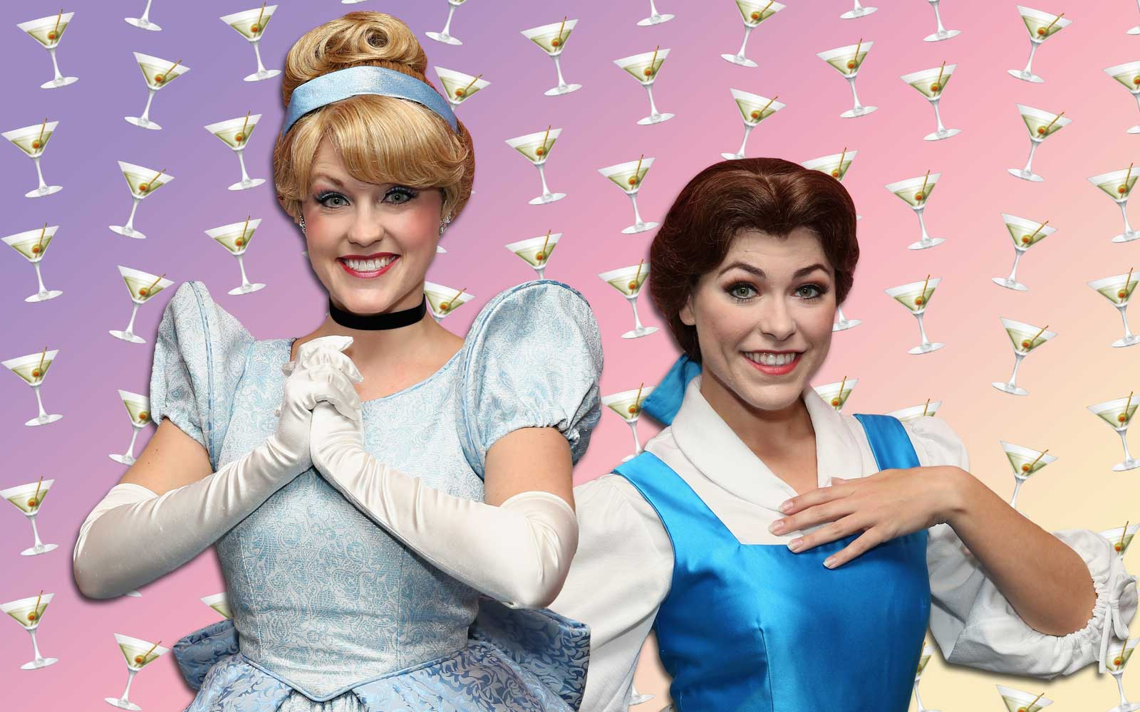 Disney-themed Bar Crawl Lets You Drink With Your Favorite Characters
