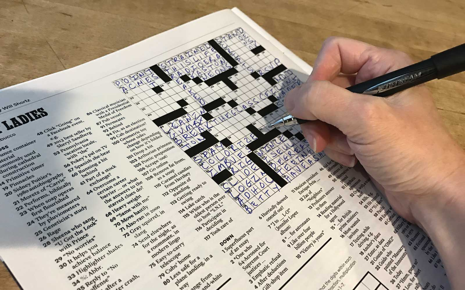 'The New York Times' Is Hosting a Weeklong Crossword Puzzle-themed Cruise