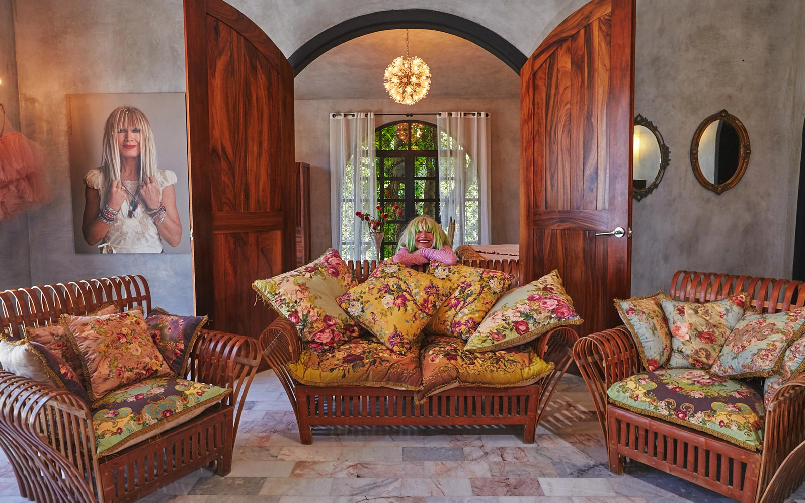You Can Rent Betsey Johnson's Incredible Mexican Villa on