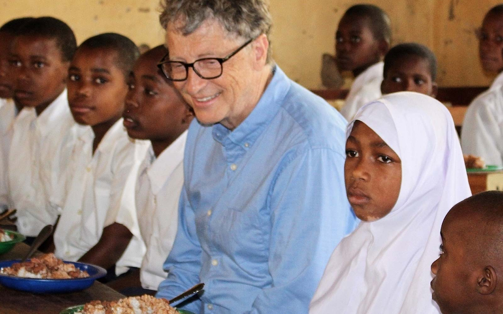Bill Gates Joined Instagram on His Trip to Tanzania