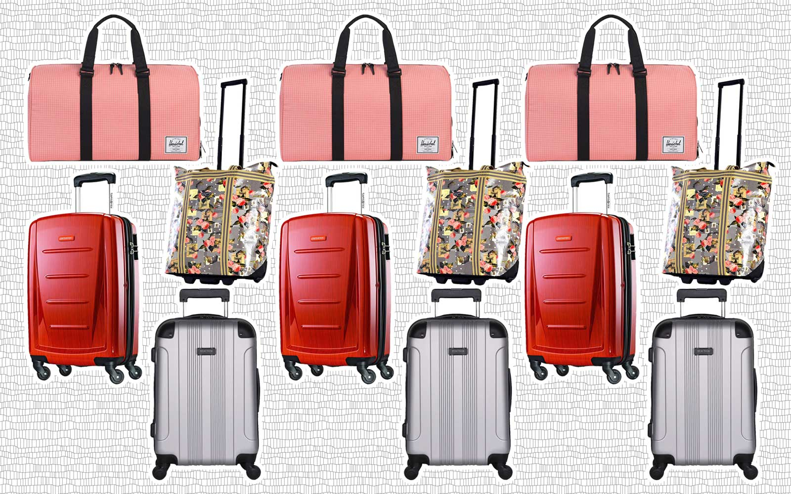 Amazon Has an Extensive Guide for Finding the Perfect Carry-on