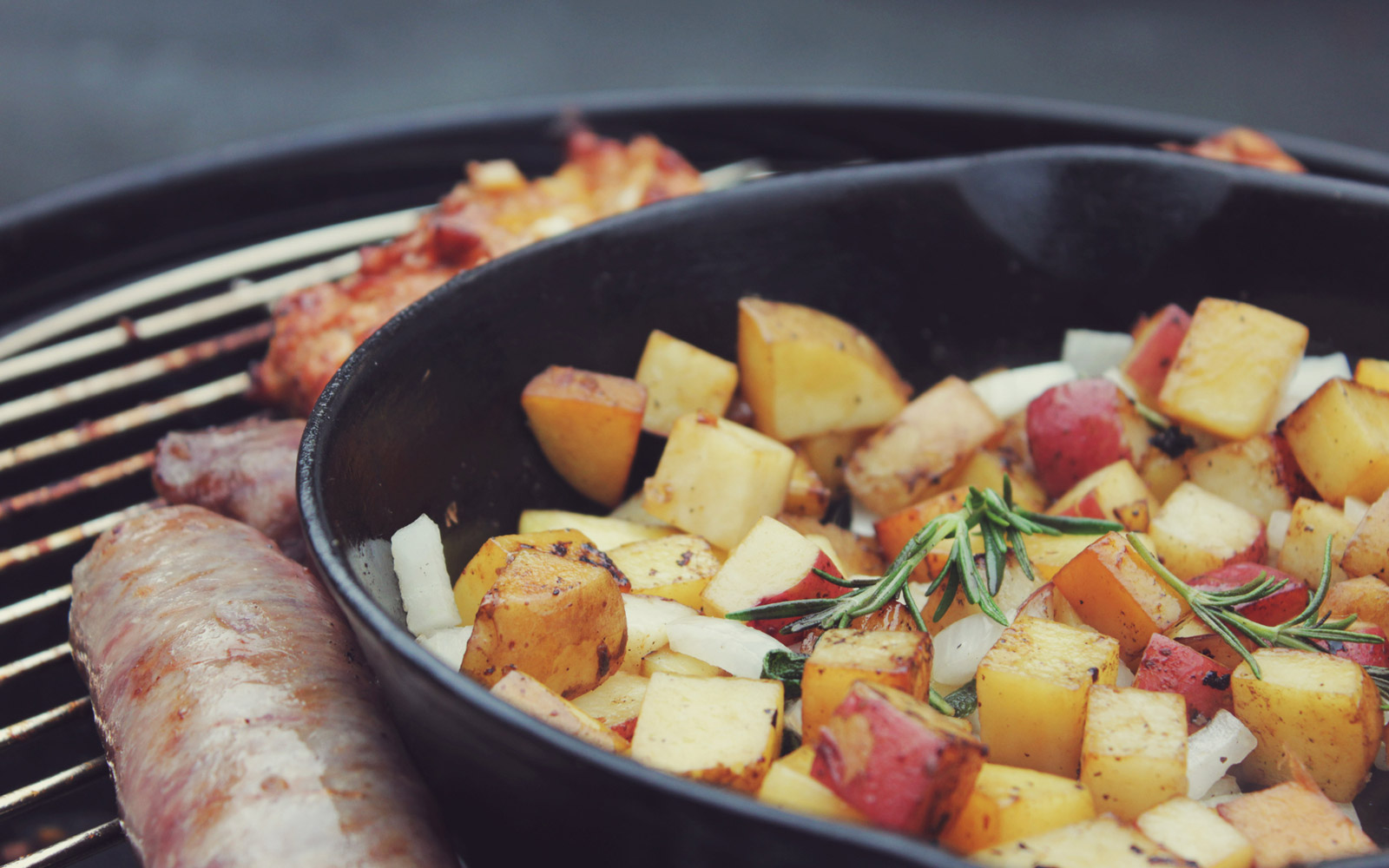 Why You Should Grill in a Cast-iron Skillet