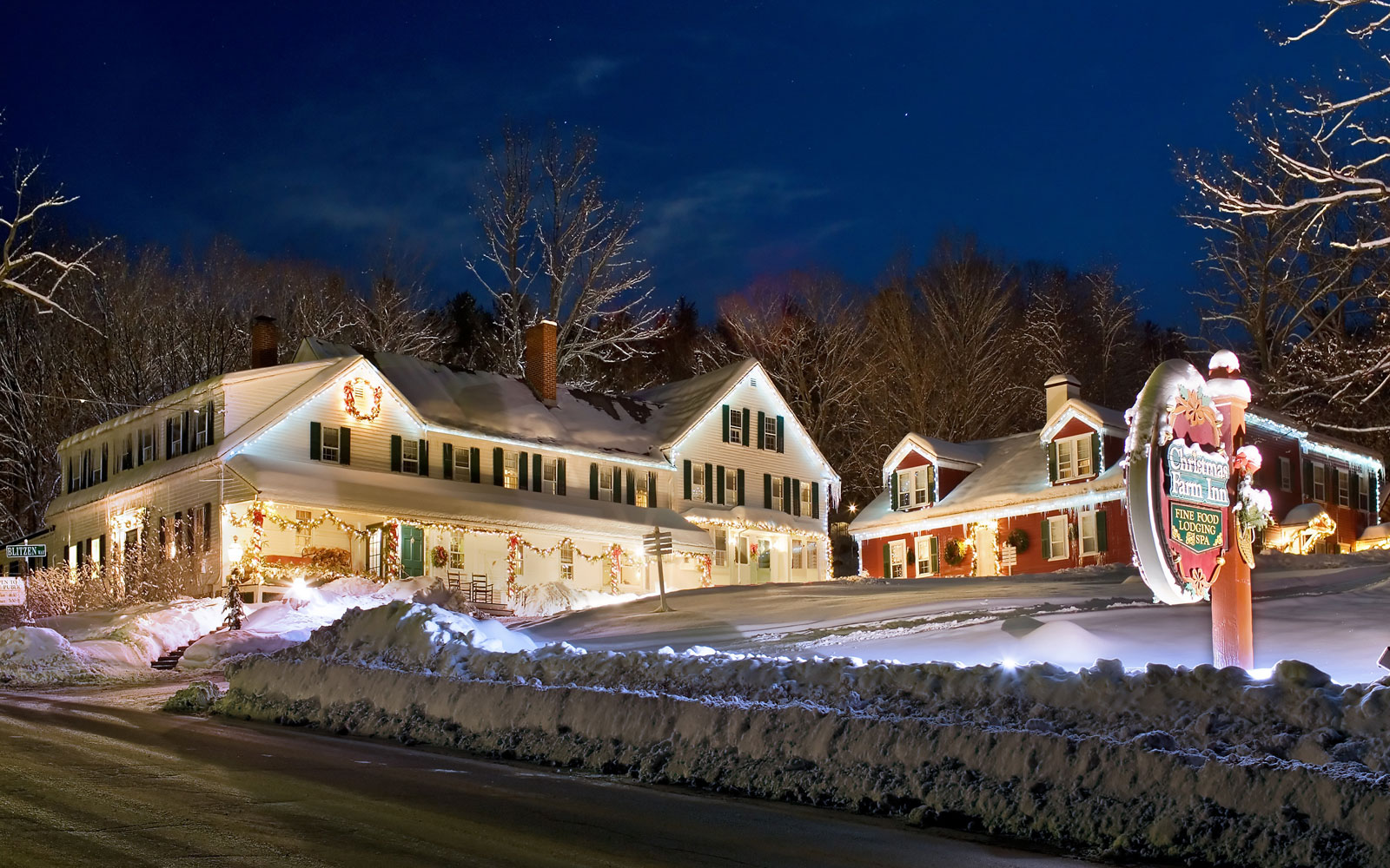 The Christmas Farm Inn Is the Ultimate Holiday Getaway