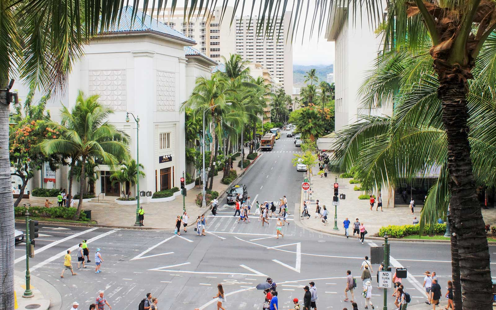 Honolulu Makes it Illegal to Text While Crossing the Street