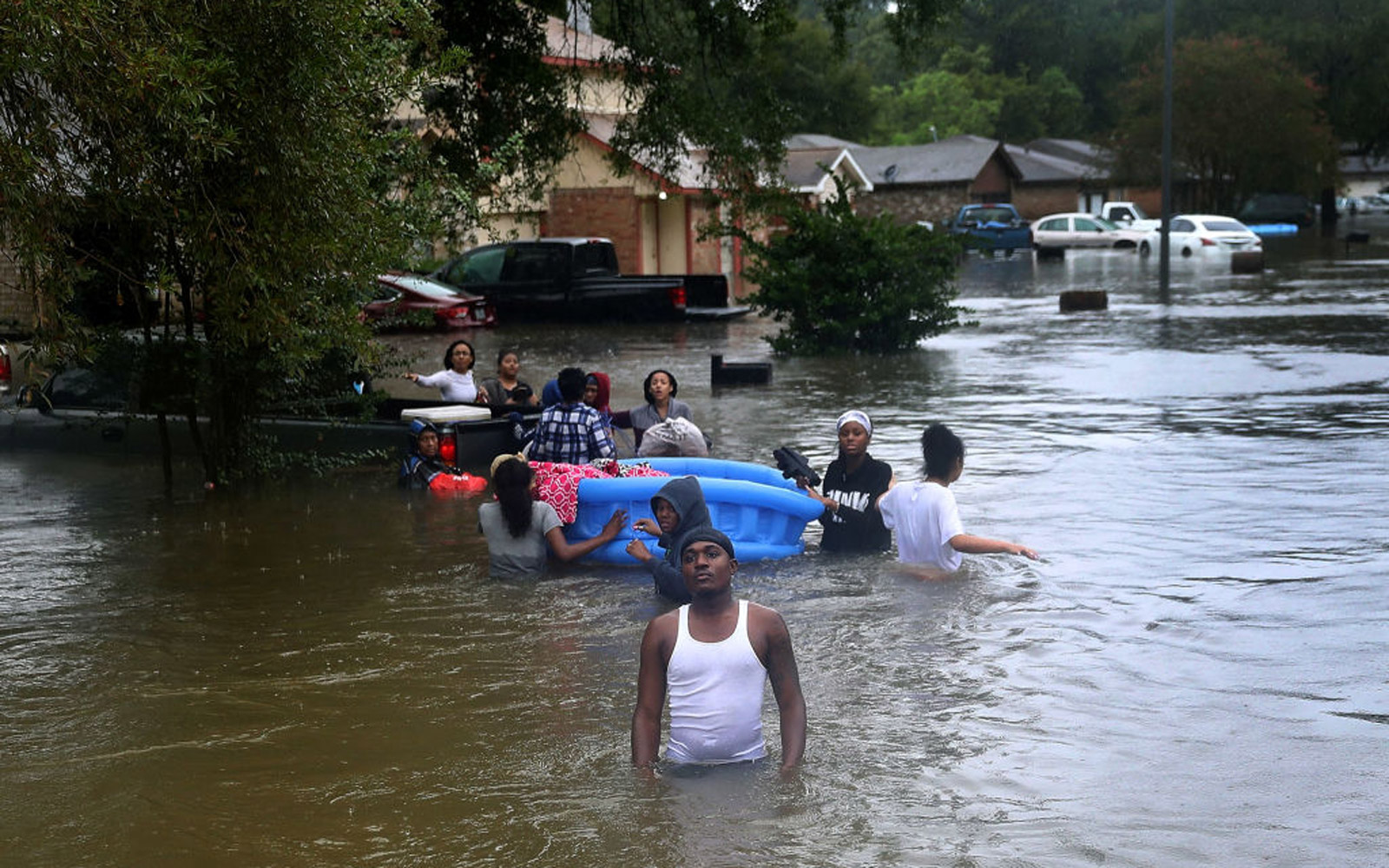 Here Are Ways You Can Help People Affected by Hurricane Harvey