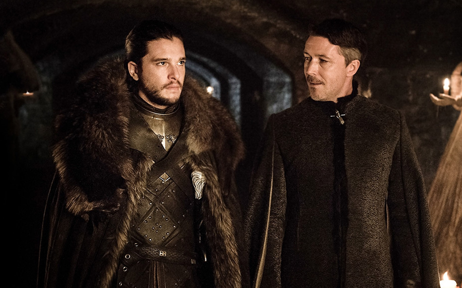 Jon Snow's Cape Is Actually Just a Rug From IKEA