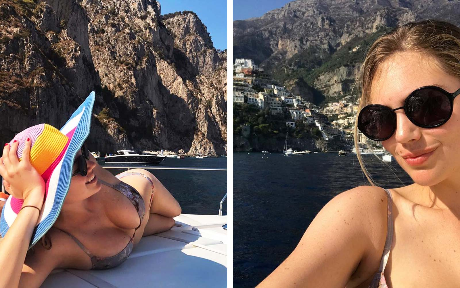 How to Spot Celebrities Like Kate Upton in Capri