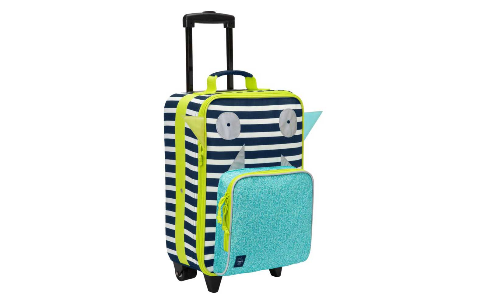 7f3d362e95c0 The Best Kids' Luggage for Family Vacation | Travel + Leisure
