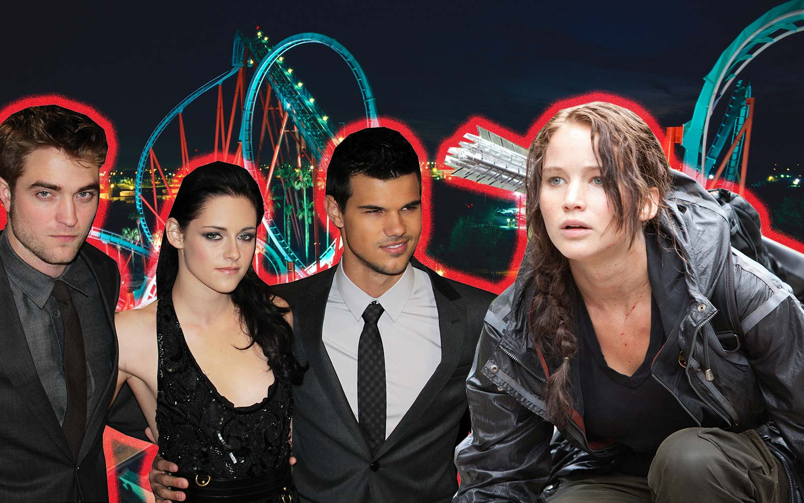 Lionsgate's New Theme Park Will Bring 'The Hunger Games' and 'Twilight' to Life