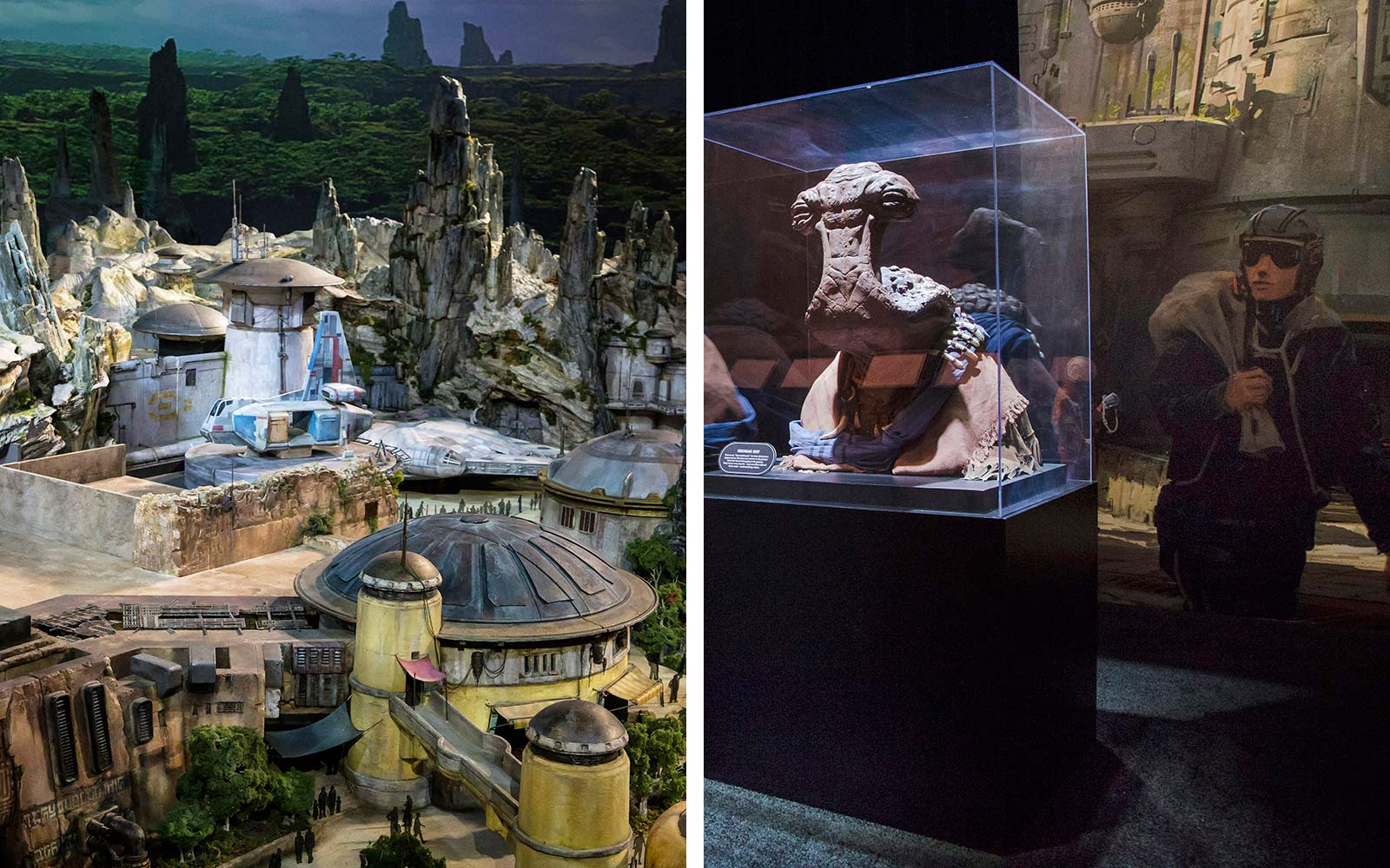 Star Wars Land Disney World Land Parks