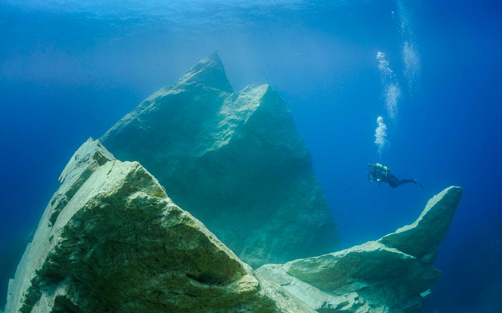 Malta's Azure Window May Be Underwater, but You Can Still Visit It