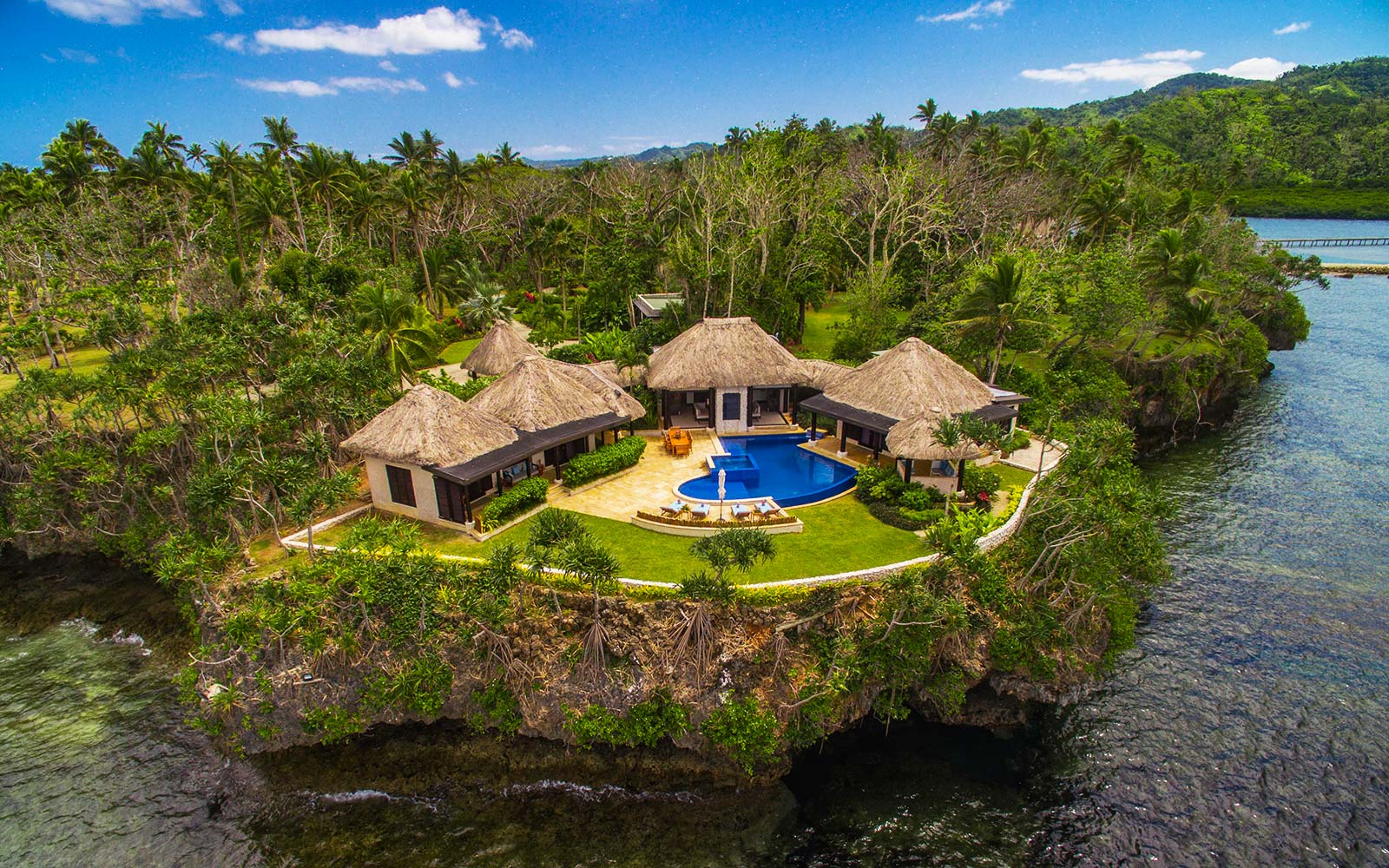 This Fiji Resort Is Giving Away Five Custom-designed Villas