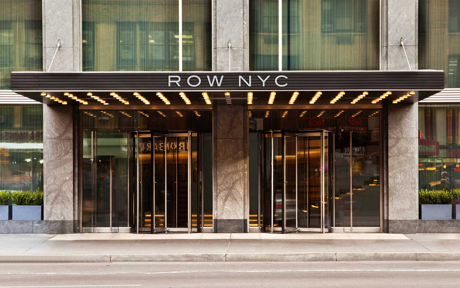 Row NYC Hotel New York