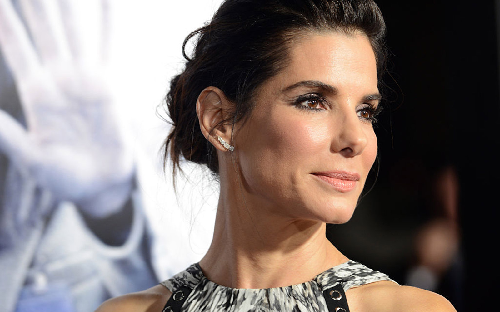 Sandra Bullock Is Donating $1 Million to Help the Hurricane Relief Effort