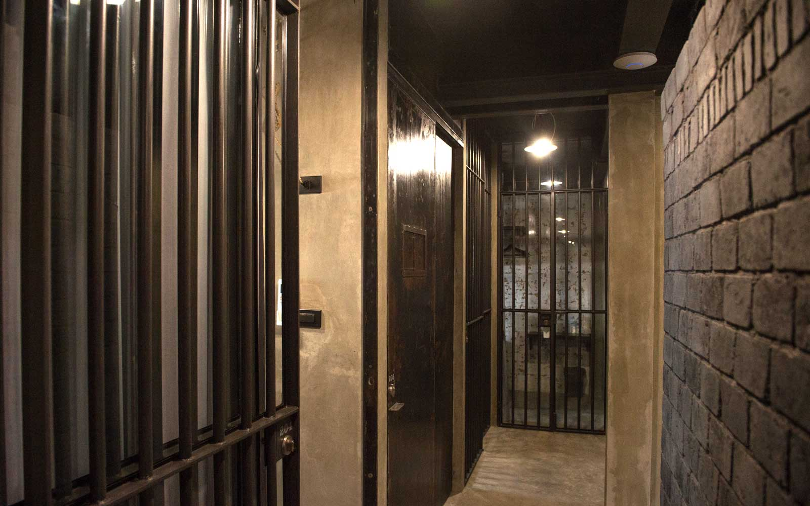 Sook Station Is a Prison-themed Hotel in Bangkok