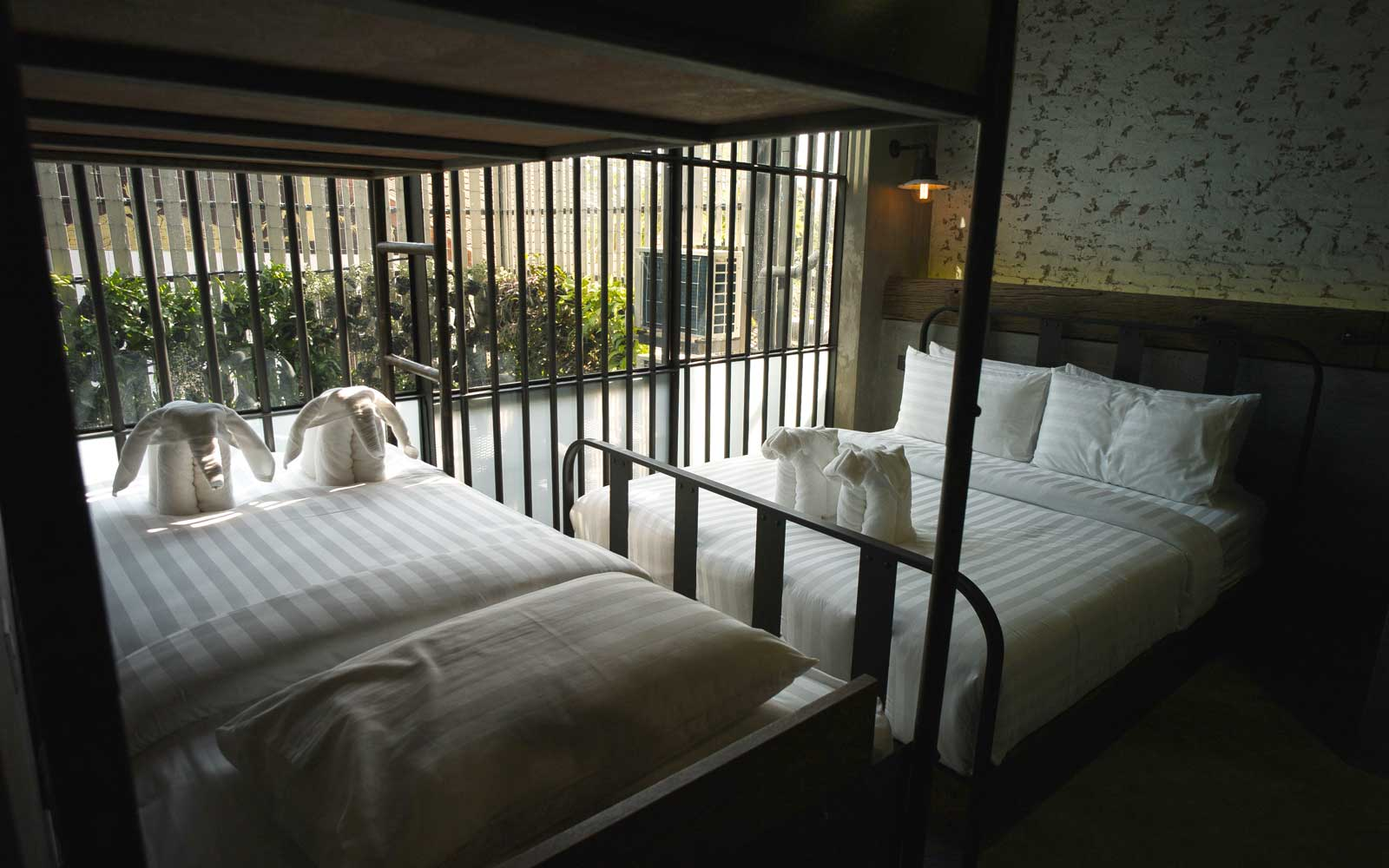 Sook Station Is A Prison Themed Hotel In Bangkok Travel