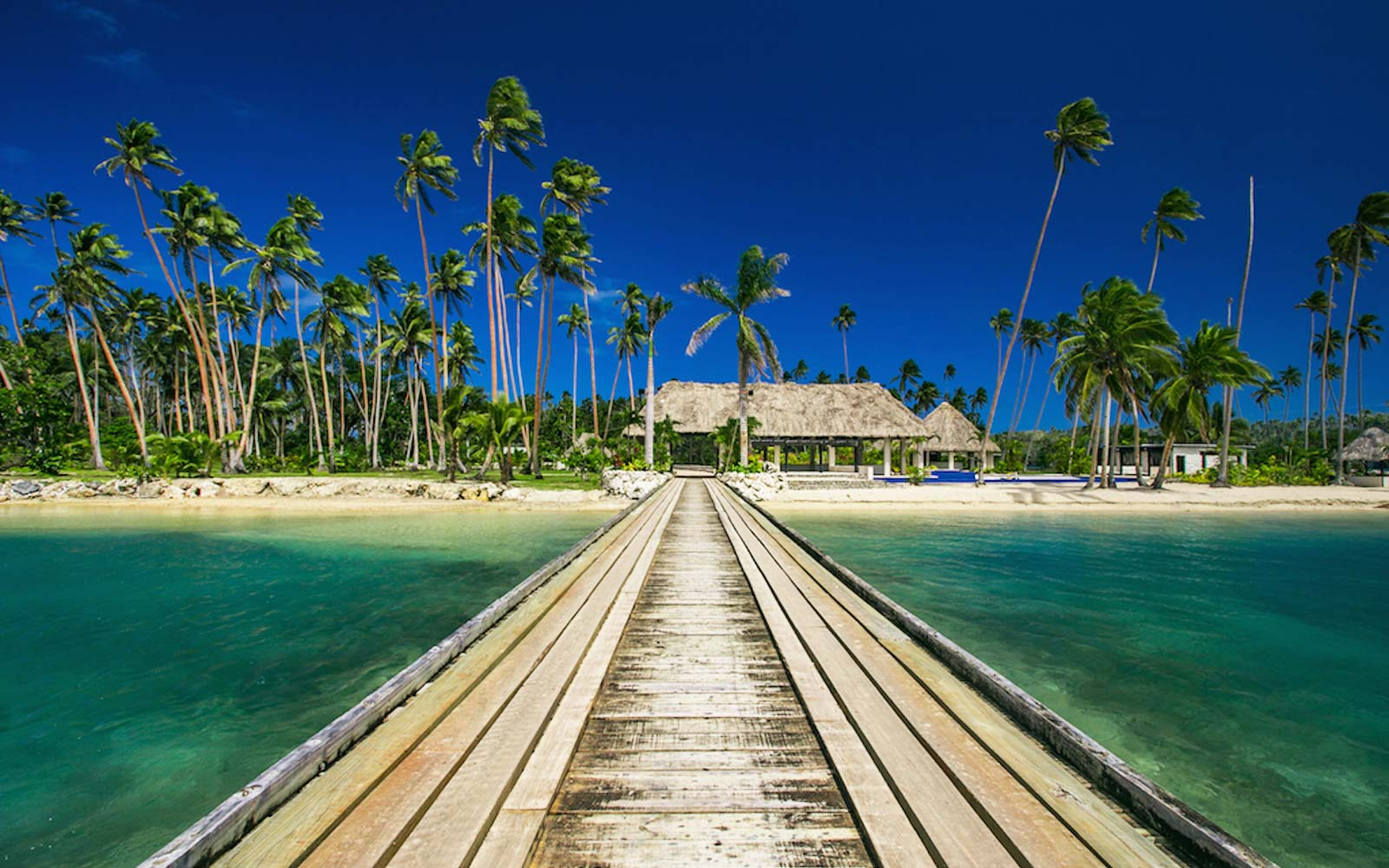 Wavi Island Fiji South Pacific Private Villa Raffle