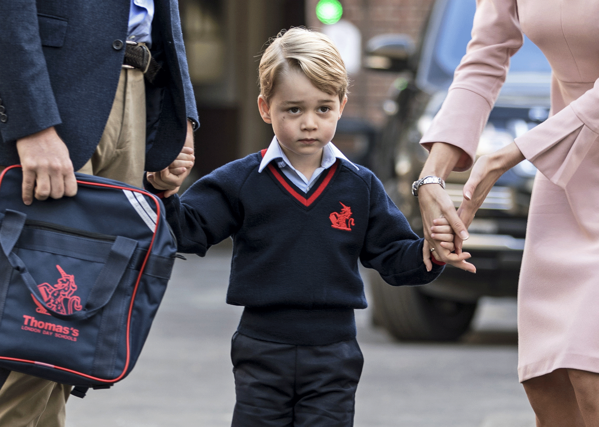 Why Prince George Isn't Allowed to Have a Best Friend at School