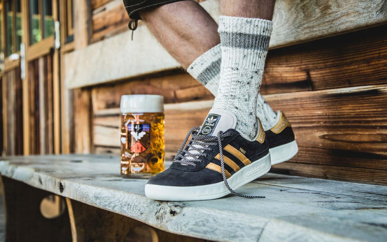 Pack Your Beer-proof Adidas for Oktoberfest
