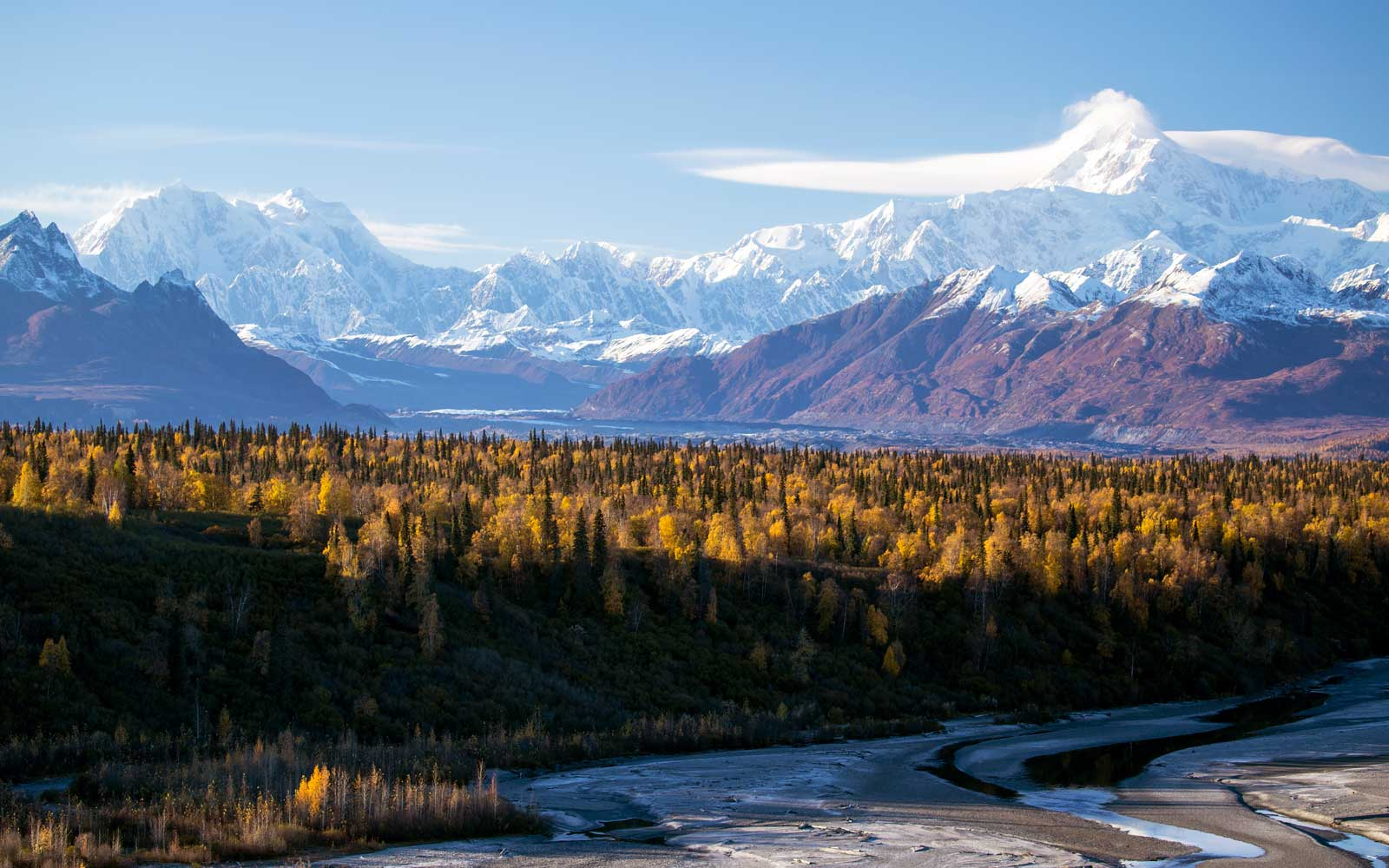 Fly to Alaska for $182 Round-trip