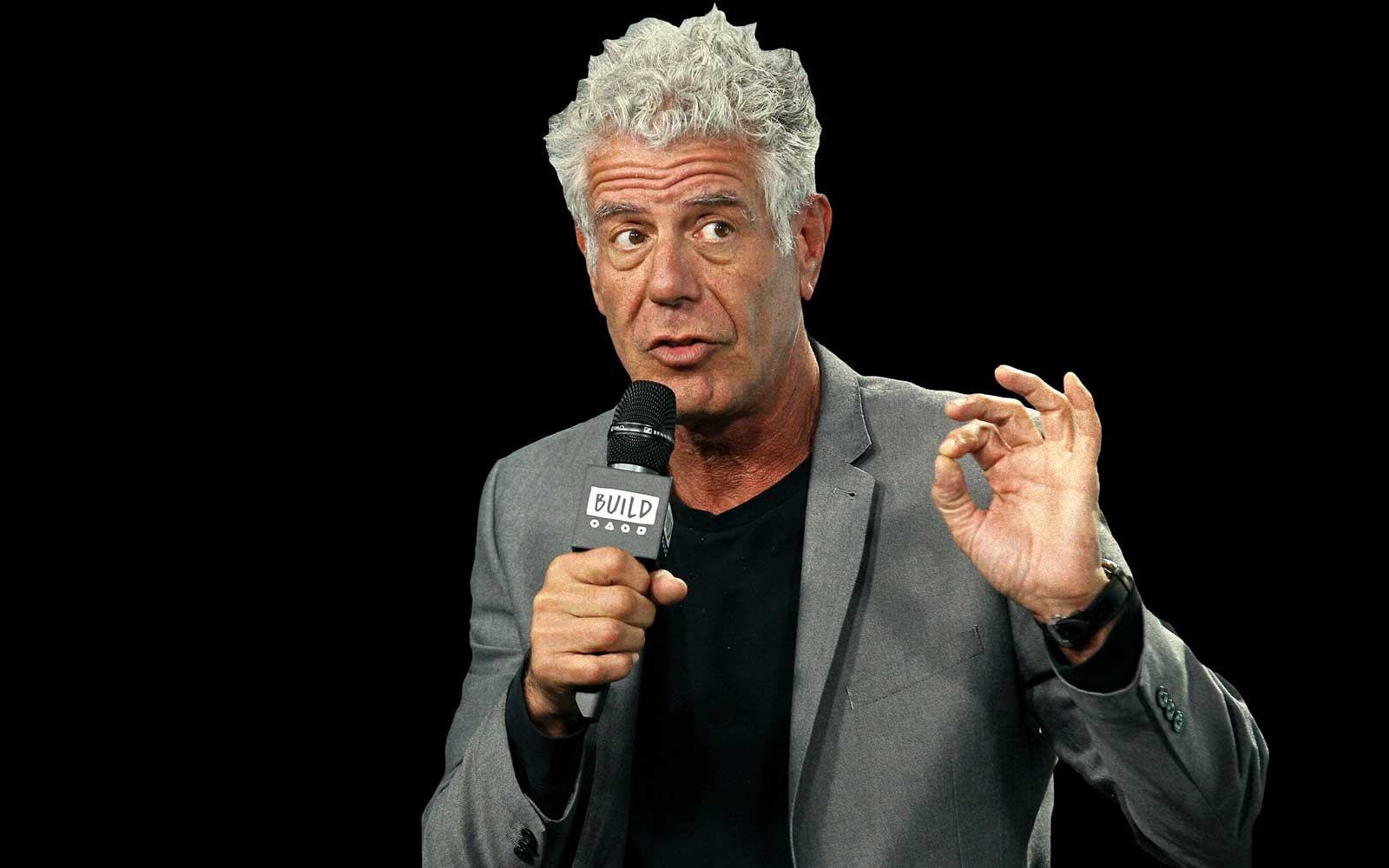 Why Anthony Bourdain Won't Film in North Korea