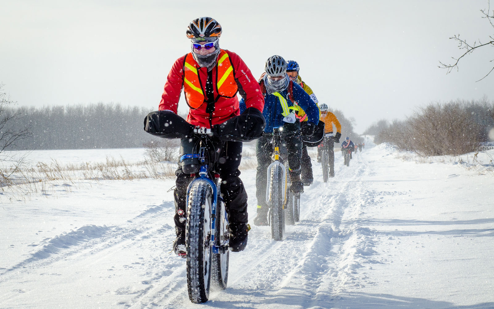 great trail cycling