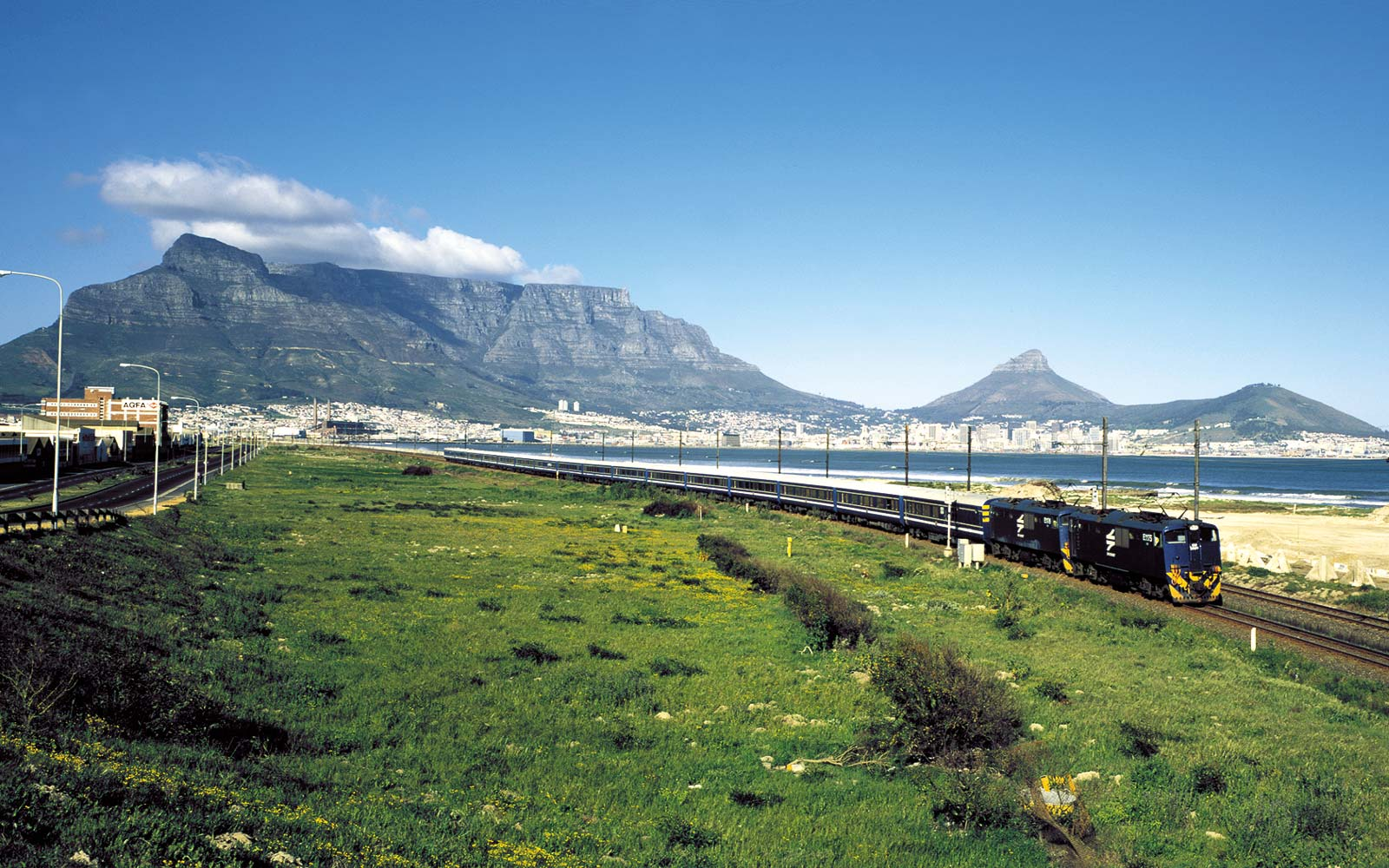 Why This 31-hour Train Journey Is One of the Best Ways to Discover South Africa