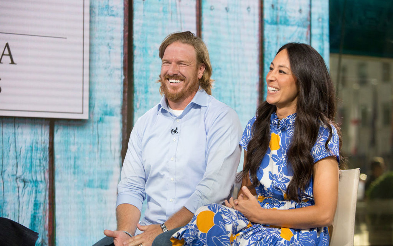 Chip and Joanna Gaines on Today show