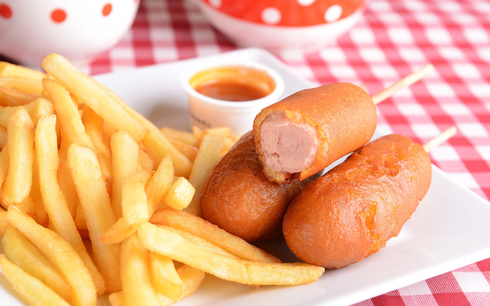 How to Make Disneyland's Famous Corn Dogs at Home