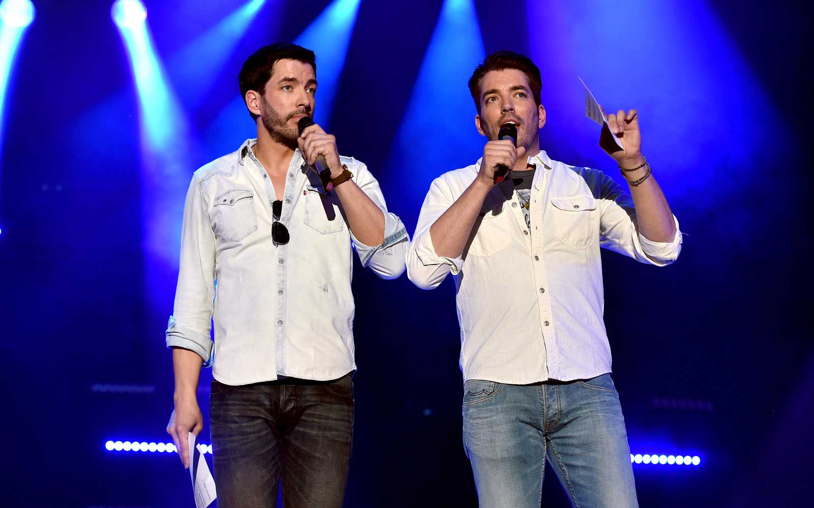 How the Property Brothers Turned $250 Into $50,000 on Their First Flip