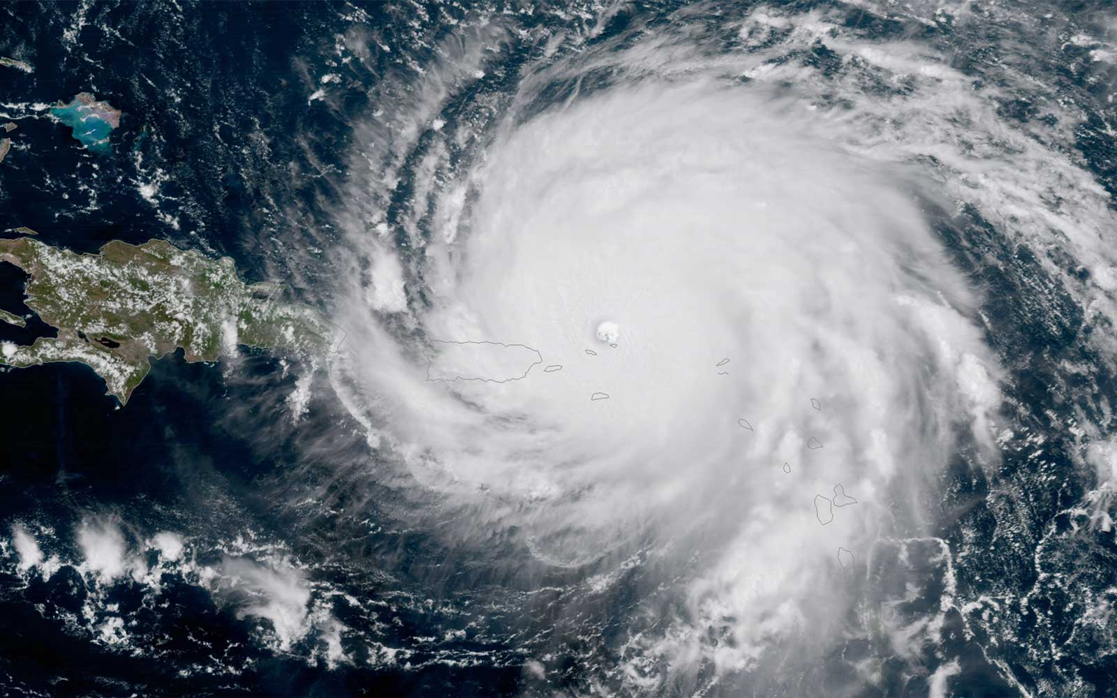 Delta Flight Races Hurricane Irma From New York to San Juan and Back
