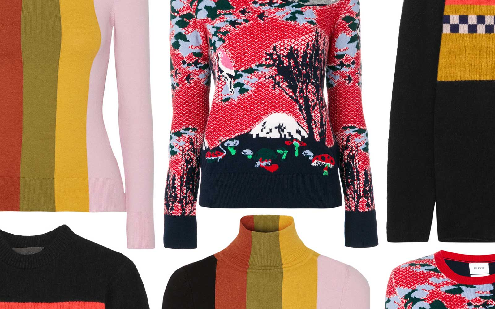 6 Quirky Knitwear Brands to Know Before Sweater Season