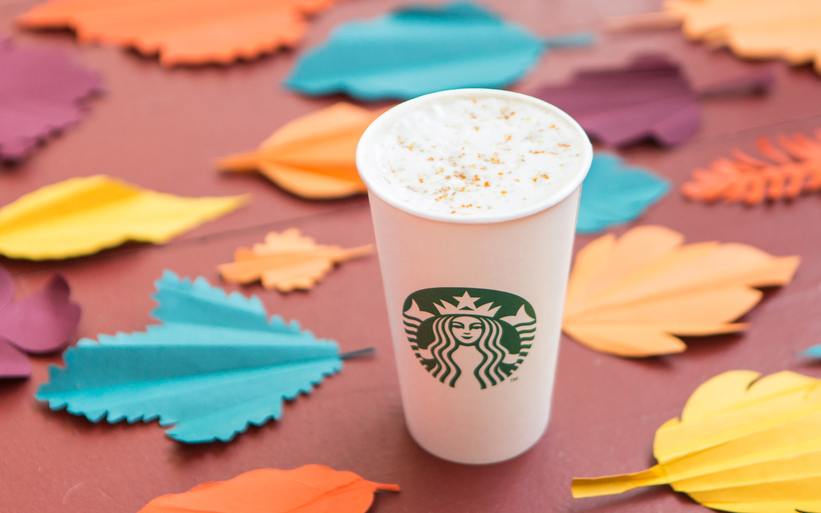 Move Over, Pumpkin Spice Lattes: Starbucks Has a New Fall Drink