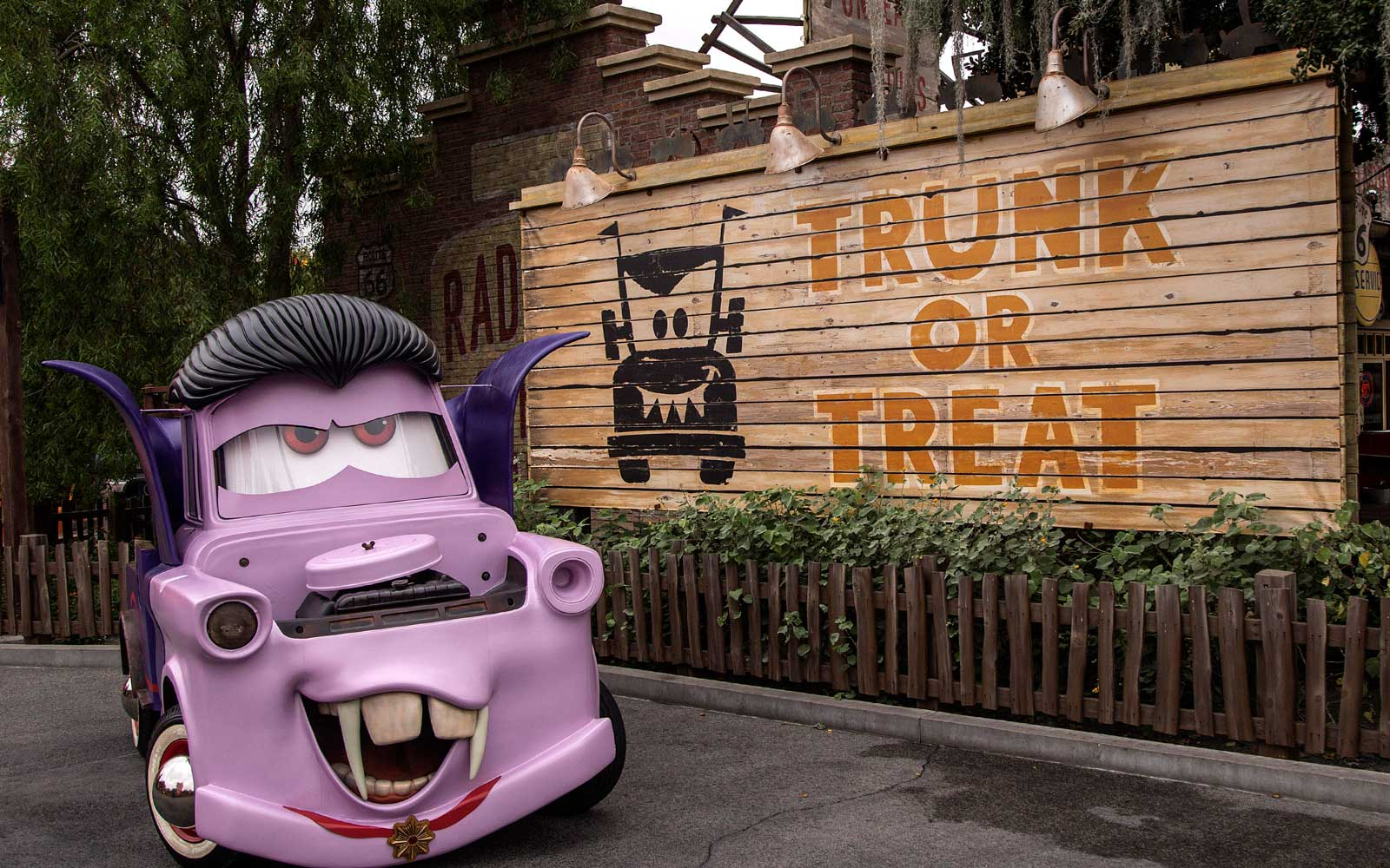 The Disneyland Halloween Transformation Has All Kinds Of