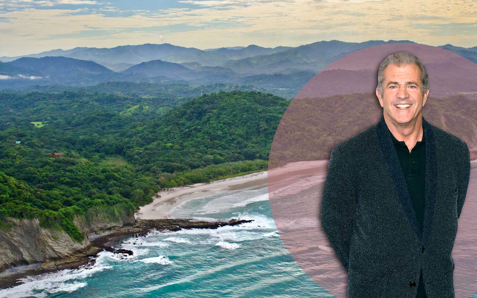 Mel Gibson's Costa Rican Home Is for Sale for $30 Million