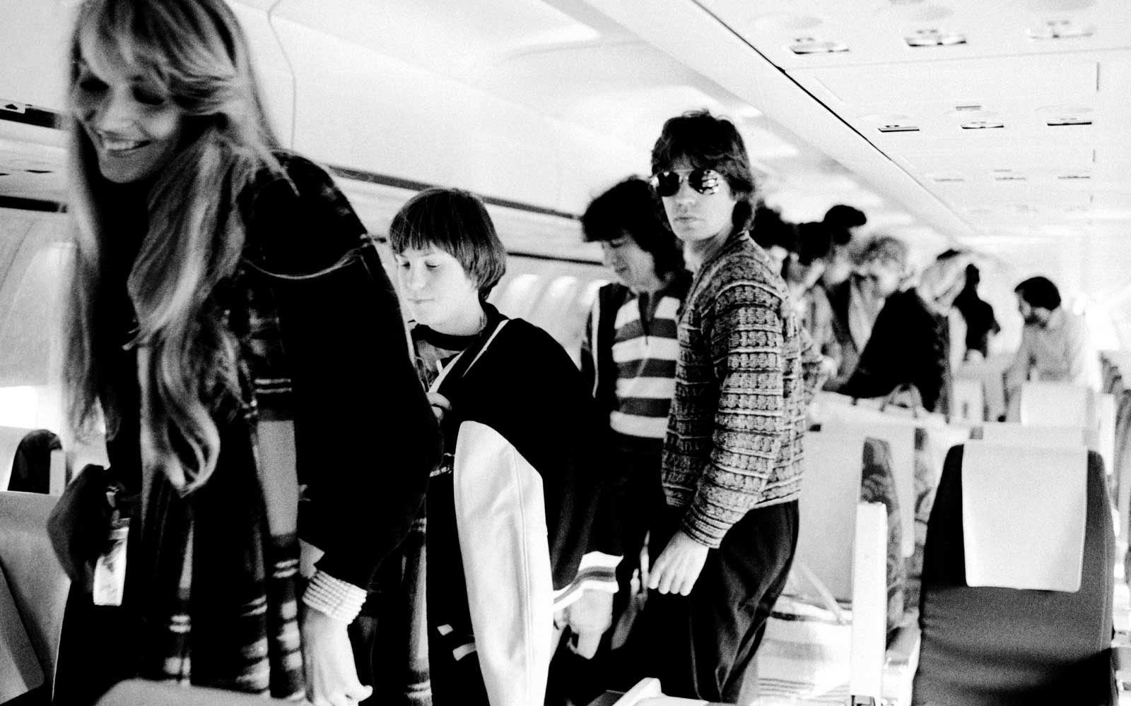Rolling Stone Airplane