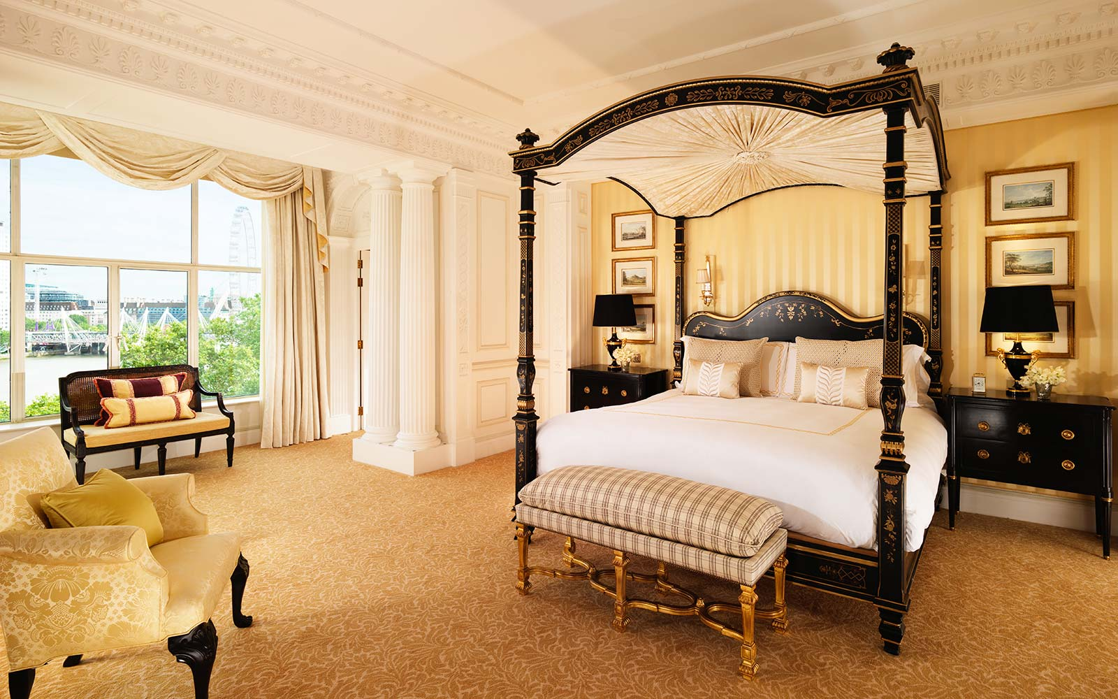 Savoy London Claims to Have the Most Comfortable Bed in the World