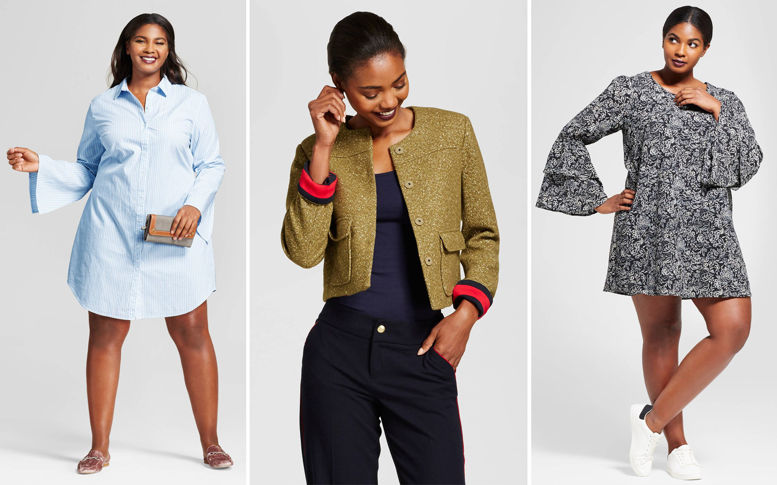 Target's New Size-inclusive Brand Launched Just In Time for Fall