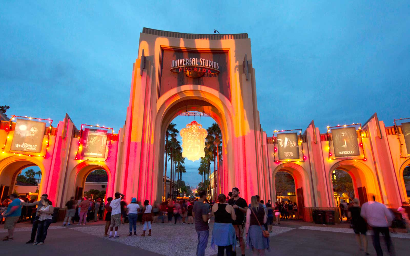 How to Go to Universal's Halloween Horror Nights Without Getting Scared