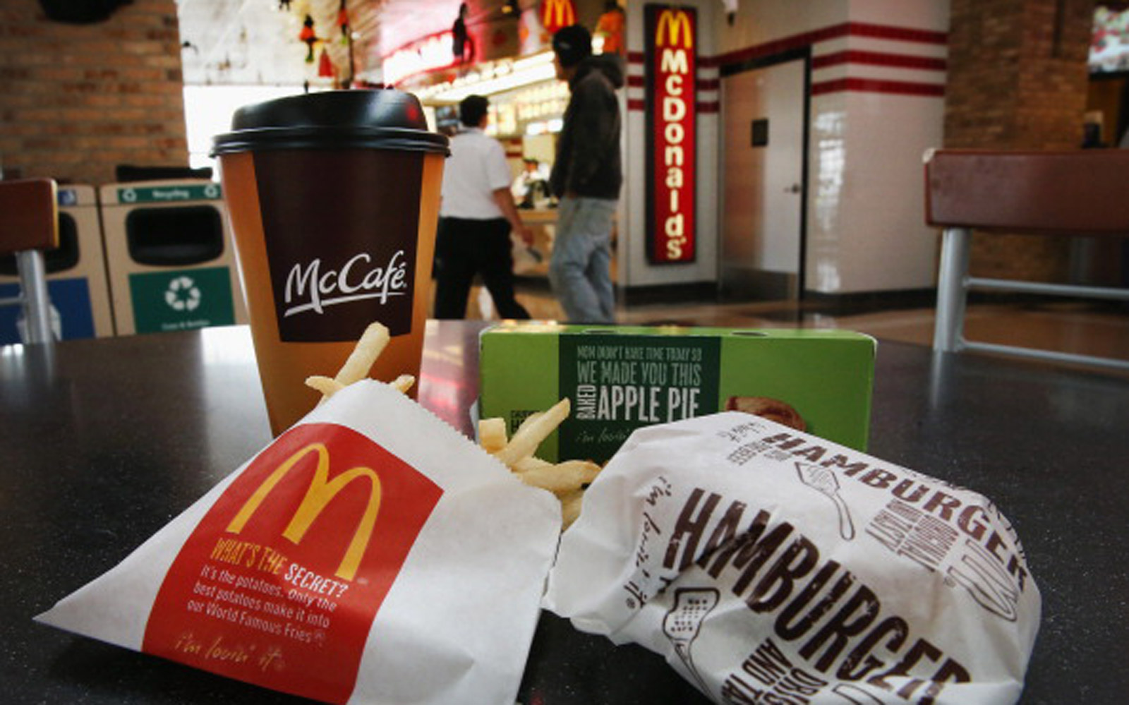 McDonald's Is Bringing Back Its Dollar Menu