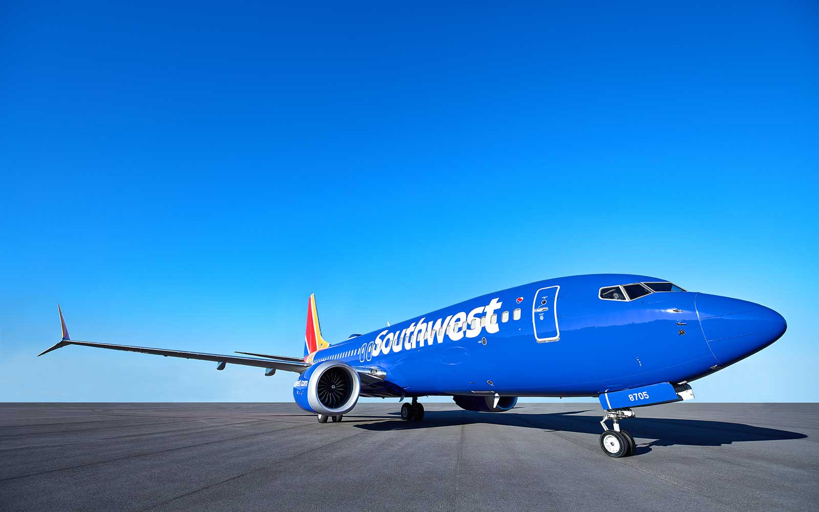 Southwest Unveils Its Brand New Fleet of Boeing 737 MAX 8 Planes