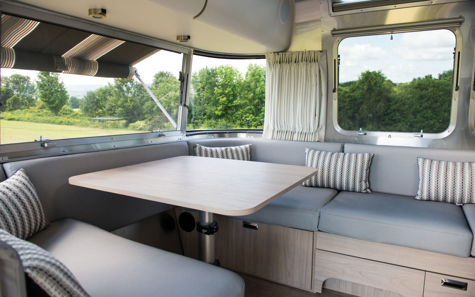 Airstream S Iconic Trailer Just Got A Luxurious Upgrade