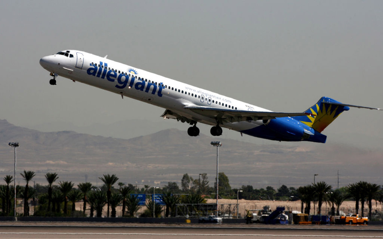 Las Vegas-based Allegiant Air Is Offering Free Flights for Families of Mass Shooting Victims