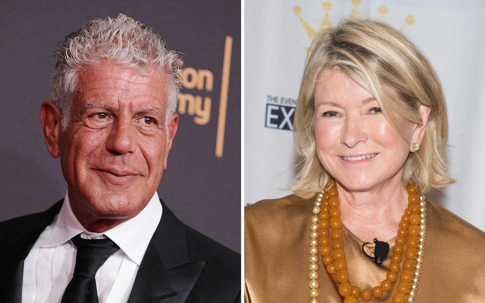 Martha Stewart Vs. Anthony Bourdain: Who Cooks Better Scrambled Eggs?