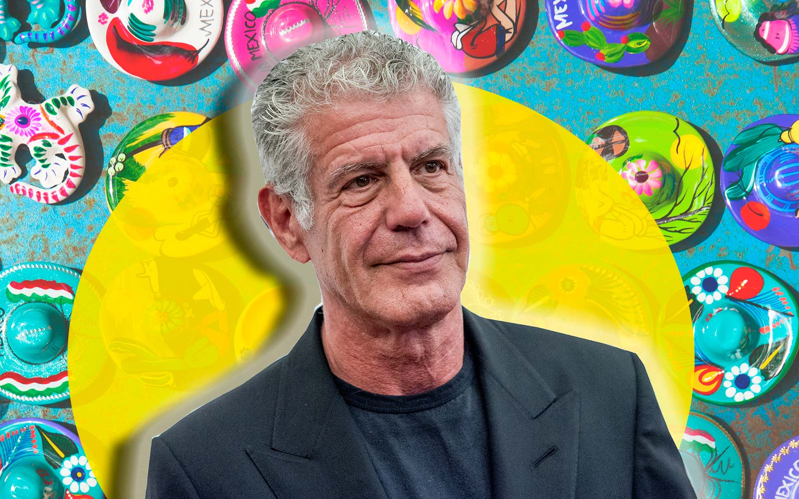 Anthony Bourdain Reveals His Most Treasured Travel Souvenir