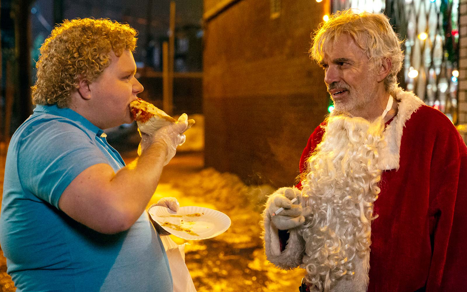 bad santa film movie billy bob thorton