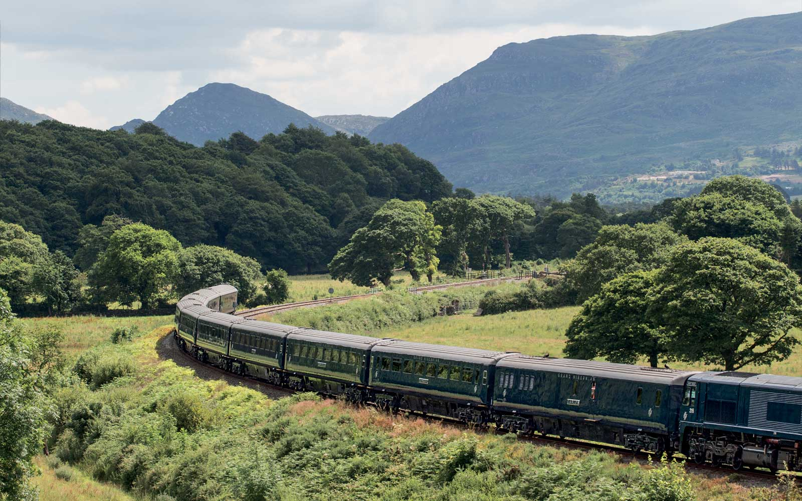 This Train Trip Will Give You the Best Views of Ireland