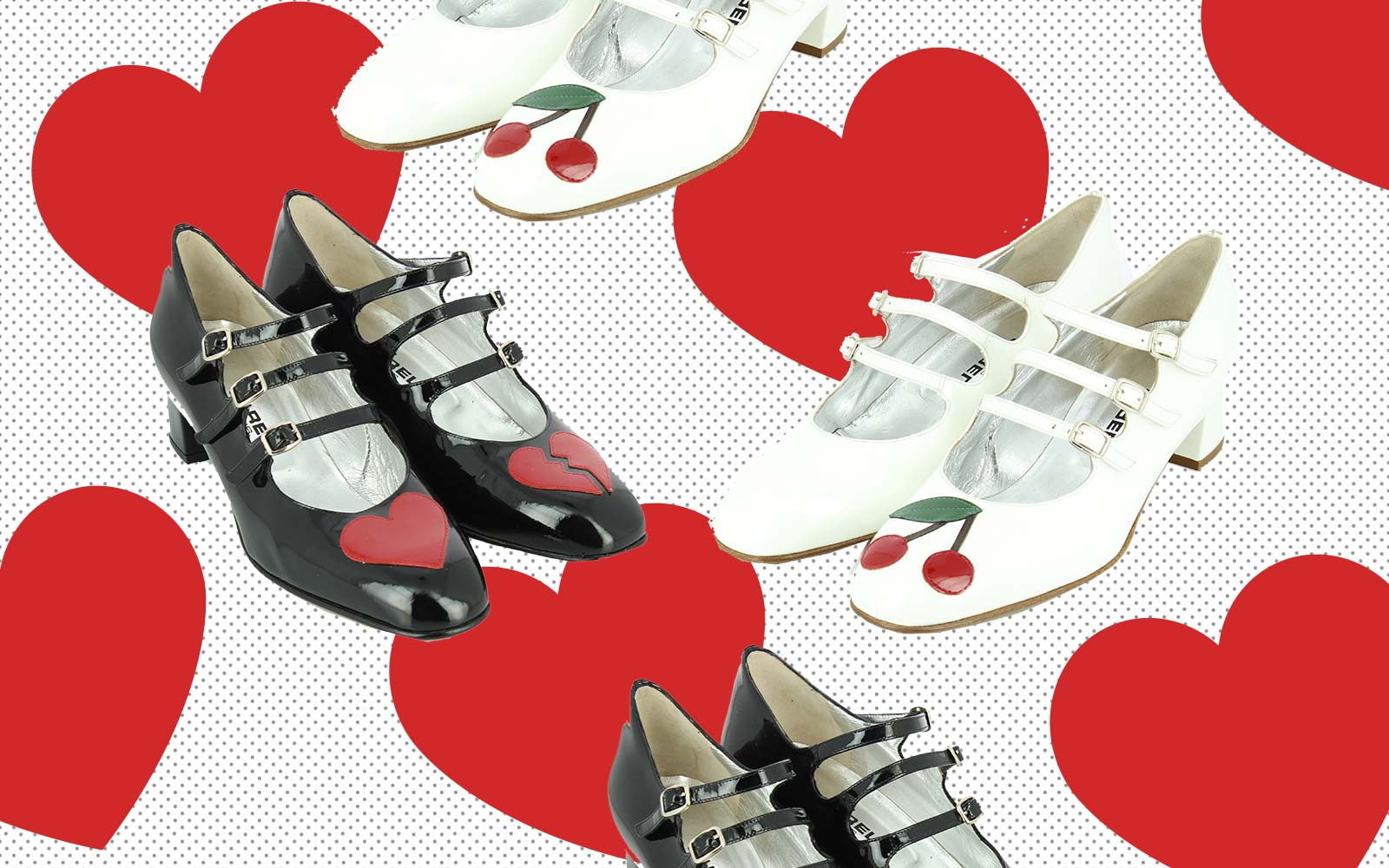 Classic Mary Janes Get a Fun New Upgrade