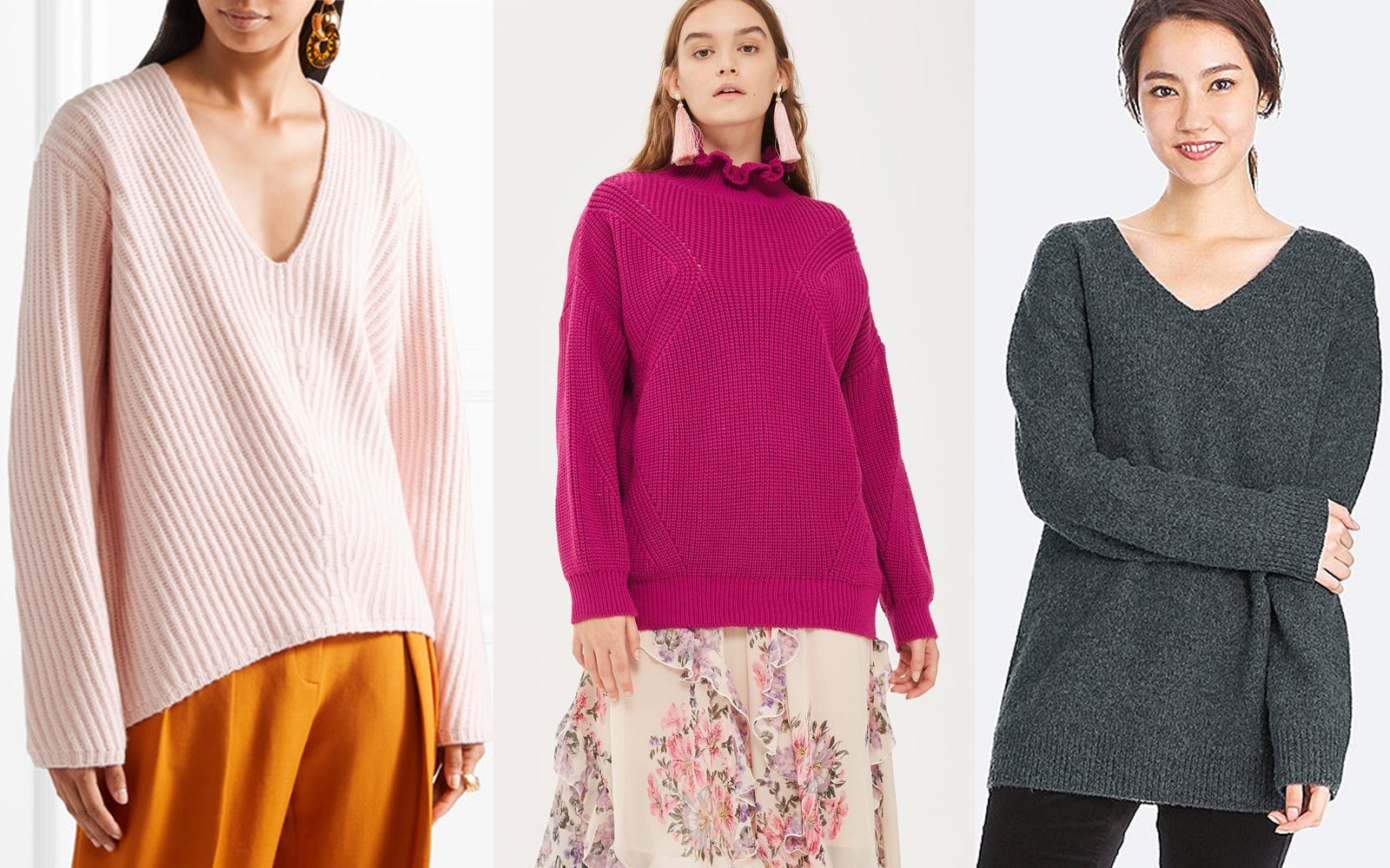 20 Absurdly Cozy Oversized Sweaters to Buy for Fall